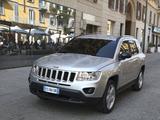Jeep Compass EU-spec 2011–13 wallpapers