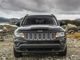 Jeep Compass 2013 wallpapers