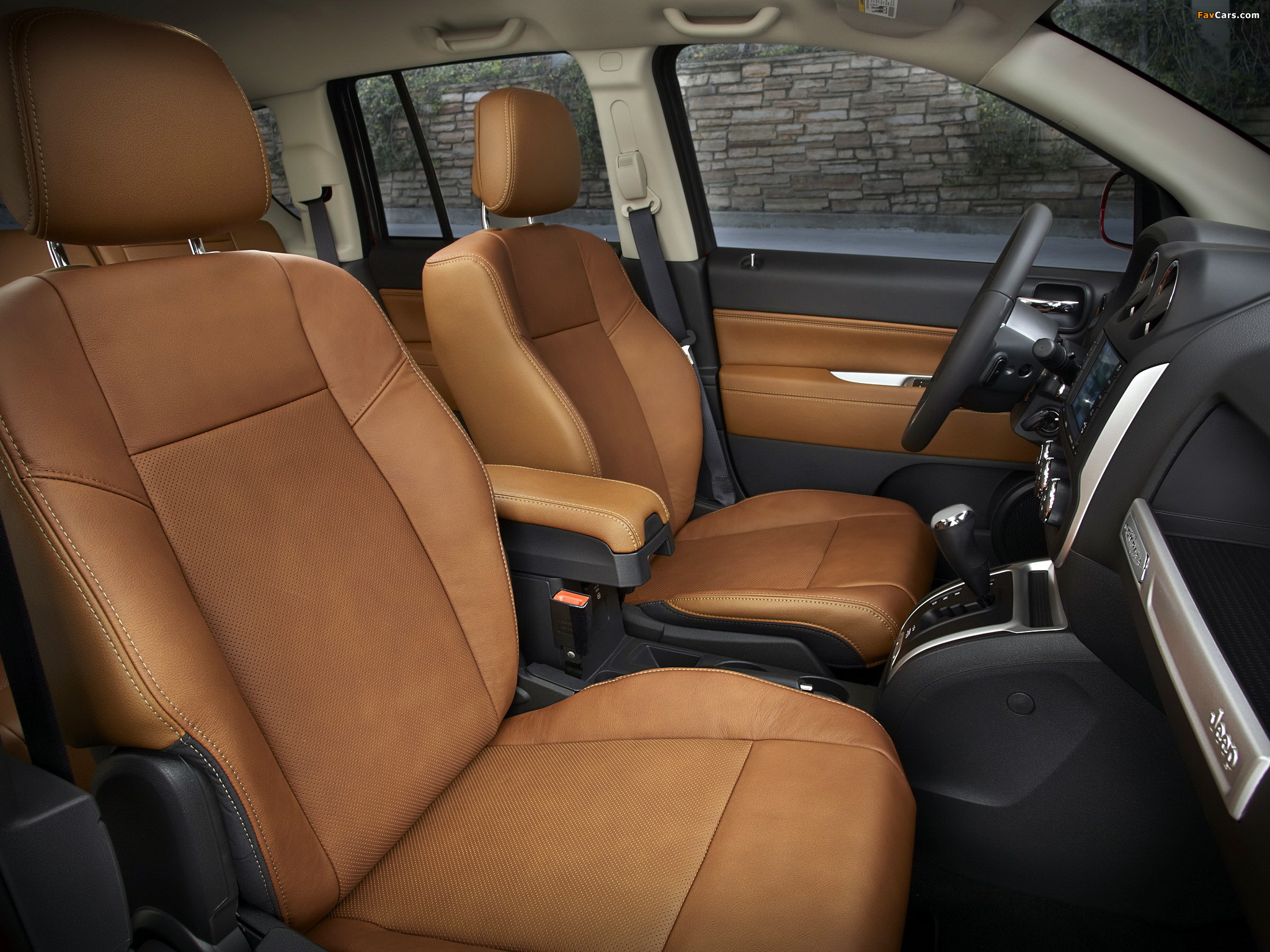 Jeep Compass 2013 wallpapers (2048 x 1536)