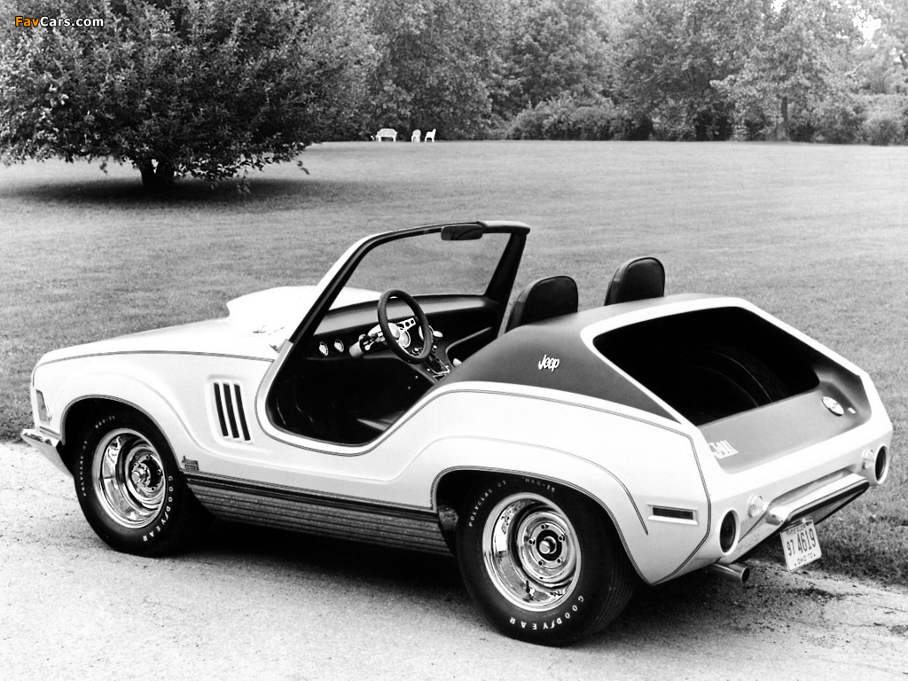 Images Of Jeep Xj001 Concept Car 1969 1024x768