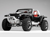 Images of Jeep Hurricane Concept 2005