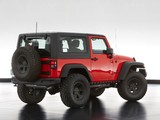 Images of Jeep Wrangler Slim Concept (JK) 2013