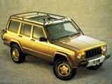 Jeep Cherokee Casablanca Concept (XJ) 1997 images