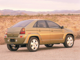 Jeep Varsity Concept 2000 wallpapers