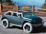 Jeep Willys Concept 2001 images