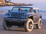 Jeep Willys Concept 2001 photos