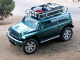 Jeep Willys 2 Concept 2002 images