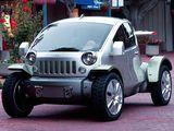 Jeep Treo Concept 2003 photos