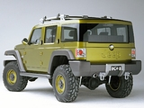 Jeep Rescue Concept 2004 pictures