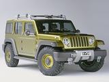 Jeep Rescue Concept 2004 pictures