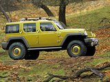 Jeep Rescue Concept 2004 wallpapers