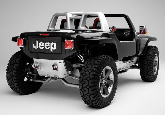 Jeep Hurricane Concept 2005 Images