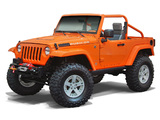 Jeep Wrangler Rubicon King Concept (TJ) 2006 pictures