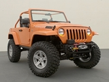 Jeep Wrangler Rubicon King Concept (TJ) 2006 wallpapers