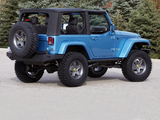 Jeep Wrangler All Access Concept (JK) 2007 pictures