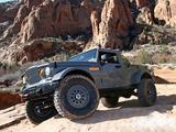 Mopar Underground Jeep NuKizer 715 Concept 2010 images