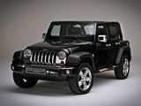 Jeep Wrangler Nautic Concept by Style & Design (JK) 2011 images