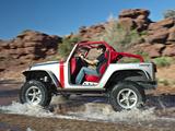 Mopar Jeep Wrangler Pork Chop Concept (JK) 2011 photos