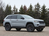 Mopar Jeep Grand Cherokee Off-road Edition Concept (WK2) 2011 photos