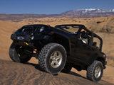 Mopar Jeep Wrangler Renegade Concept (JK) 2011 photos