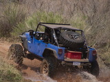 Mopar Jeep Wrangler Blue Crush Concept (JK) 2011 pictures
