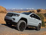 Mopar Jeep Grand Cherokee Off-road Edition Concept (WK2) 2011 wallpapers