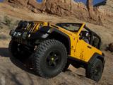 Jeep Wrangler Traildozer Concept (JK) 2012 photos