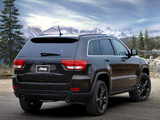 Jeep Grand Cherokee Production-Intent Concept (WK2) 2012 photos