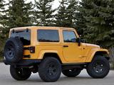 Jeep Wrangler Mopar Accessorized Concept (JK) 2012 pictures