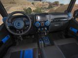 Jeep Wrangler Apache Concept (JK) 2012 pictures
