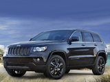 Jeep Grand Cherokee Production-Intent Concept (WK2) 2012 wallpapers