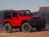 Jeep Wrangler Slim Concept (JK) 2013 images