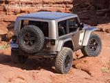 Jeep Wrangler Flattop Concept (JK) 2013 photos