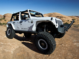 Jeep Wrangler Mopar Recon Concept (JK) 2013 photos
