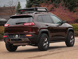 Jeep Cherokee Trail Carver (KL) 2013 pictures