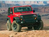 Jeep Wrangler Slim Concept (JK) 2013 pictures