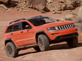 Jeep Grand Cherokee Trailhawk II Concept (WK2) 2013 wallpapers