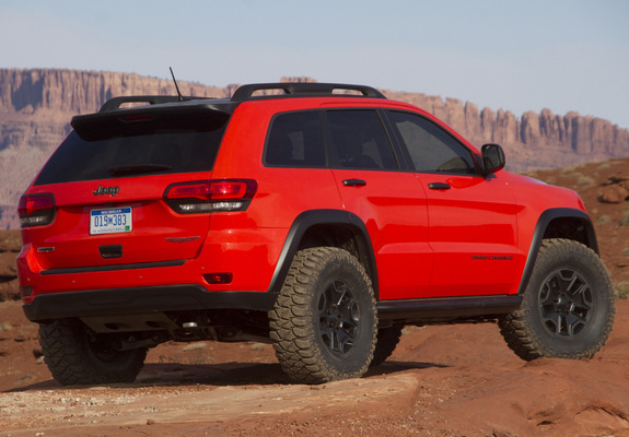 jeep grand cherokee trailhawk ii concept wk2 2013 wallpapers. Black Bedroom Furniture Sets. Home Design Ideas