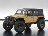 Jeep Wrangler Sand Trooper II Concept (JK) 2013 wallpapers