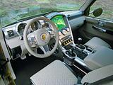 Photos of Jeep Rescue Concept 2004
