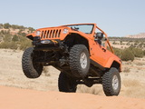 Photos of Jeep Wrangler Rubicon King Concept (TJ) 2006