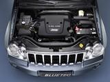 Photos of Jeep Grand Cherokee BlueTec Concept (WK) 2006