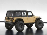 Photos of Jeep Wrangler Sand Trooper II Concept (JK) 2013