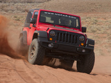Photos of Jeep Wrangler Slim Concept (JK) 2013