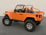 Pictures of Jeep Wrangler Rubicon King Concept (TJ) 2006