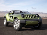Pictures of Jeep Renegade Concept 2008