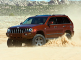Pictures of Mopar Underground Jeep Grand Canyon II Concept (WK) 2009