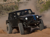Pictures of Jeep Wrangler Apache Concept (JK) 2012