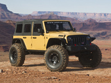 Pictures of Jeep Wrangler Sand Trooper II Concept (JK) 2013