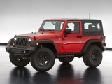 Pictures of Jeep Wrangler Slim Concept (JK) 2013
